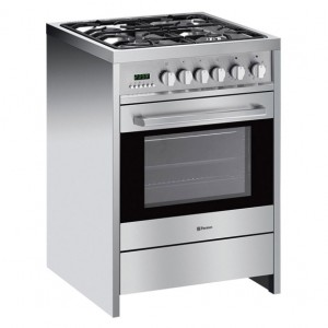 free-standing oven