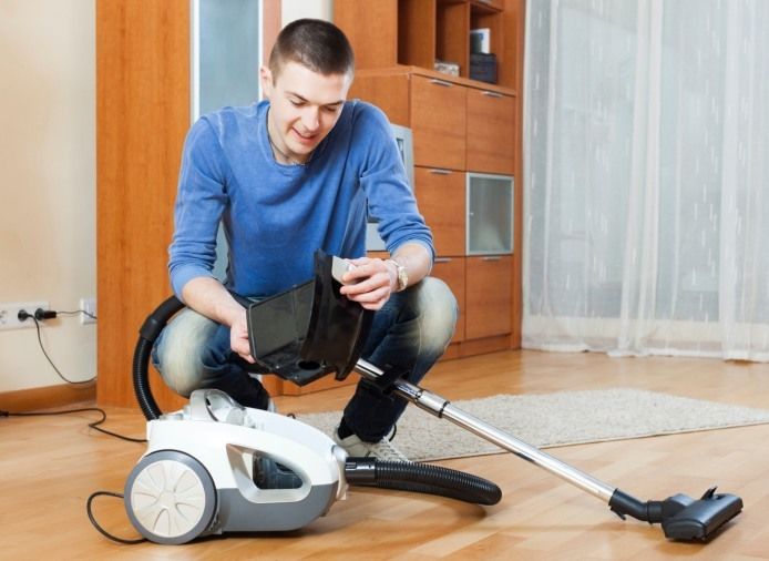 How to take care of your vacuum cleaner so it runs like a dream