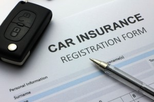 Car insurance registration