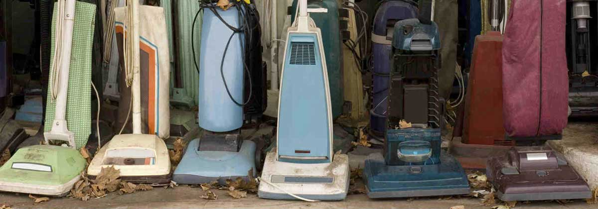 4 Ways To Recycle Your Vacuum Cleaner Canstar Blue