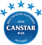 2016 award for pet food