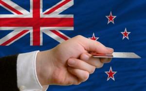 New Zealand banking habits