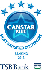 Most Satisfied Customers - Banking, 2013