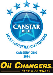 Car Servicing 2014 Award Winner