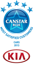 Most Satisfied Customers - Cars, 2013