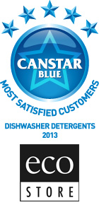 Most Satisfied Customers: Dishwasher Detergents (2013)