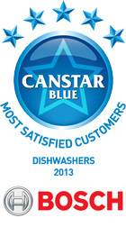 Most Satisfied Customers: Dishwashers (2013)