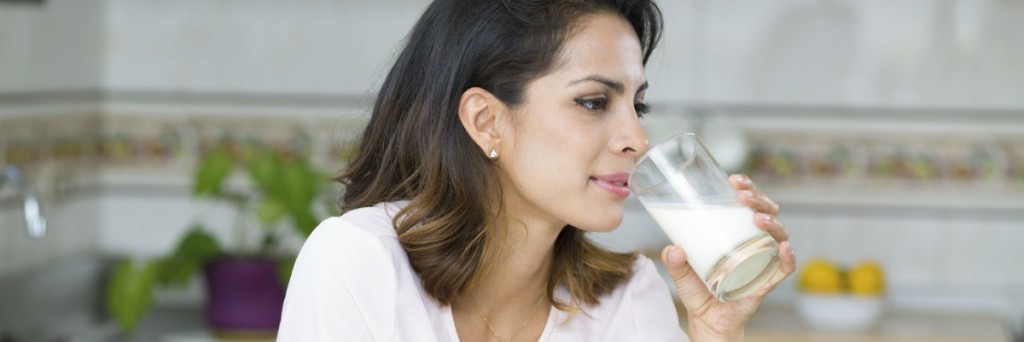 lactose increase in women