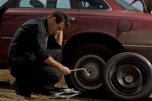 tyre-changing for dummies