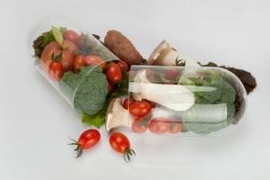 vitamins vegies in capsule